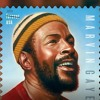 A STAMP WITH MARVIN GAYE
