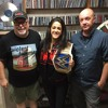 BAYLEY FROM WWE SMACKDOWN JOINS THE MORNING EDGE