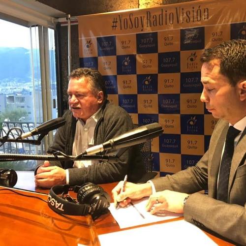 Entrevista a Gustavo Ruiz- Presidente CAPEIPI - Radio Visión -Andrés Lopez