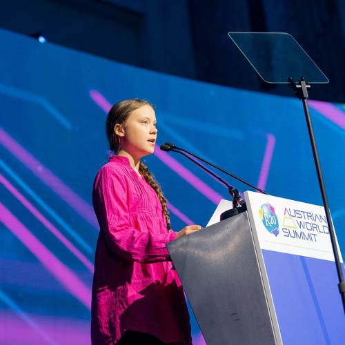 CLIP - Greta Thunberg's remarks at the R20 Austrian World Summit - 28 May 2019