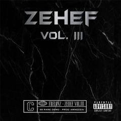 Frelonzavo -  Zehef vol. lll (prod Amnezzia)