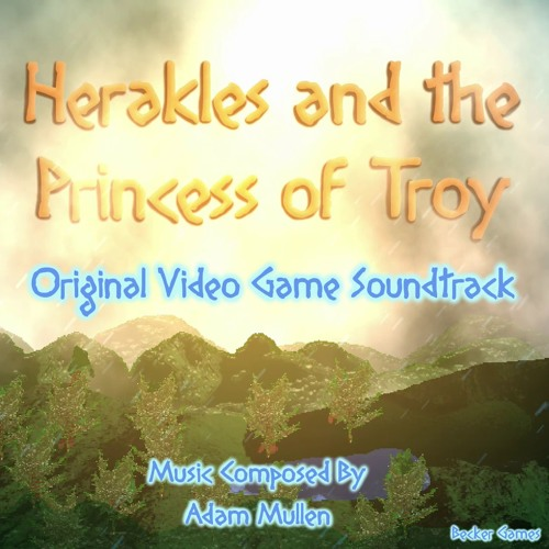 Herakles And The Princess Of Troy - Main Theme