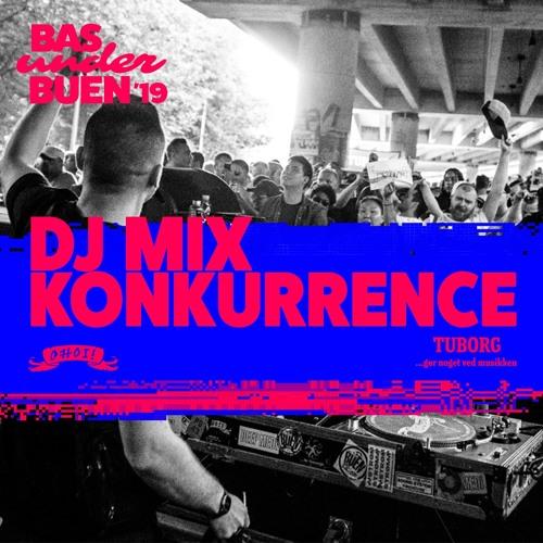Bas Under Buen 2019 DJ mix konkurrence