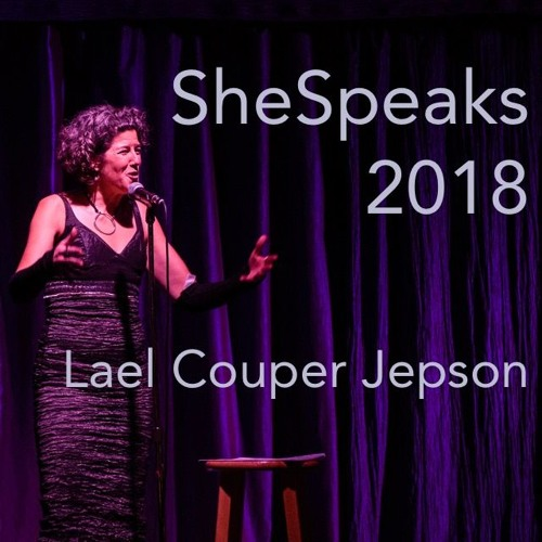Lael Couper Jepson at SheSpeaks 2018 — The Holy Grail Inside You