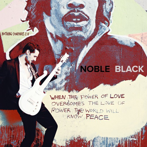 Nothing Compares 2 U (Instrumental Version) -  Prince - Performed by NOBLE BLACK