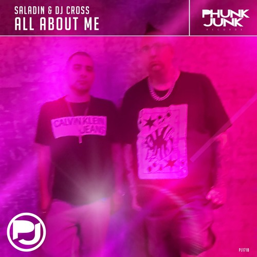 Saladin, DJ Cross (US) - All About Me / Beatport Top 10 Release Chart