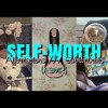 {ASMR} Positive Affirmations for Self-Worth (10x10) RE-MASTERED AUDIO 🎀👑✨ {Whispering}.