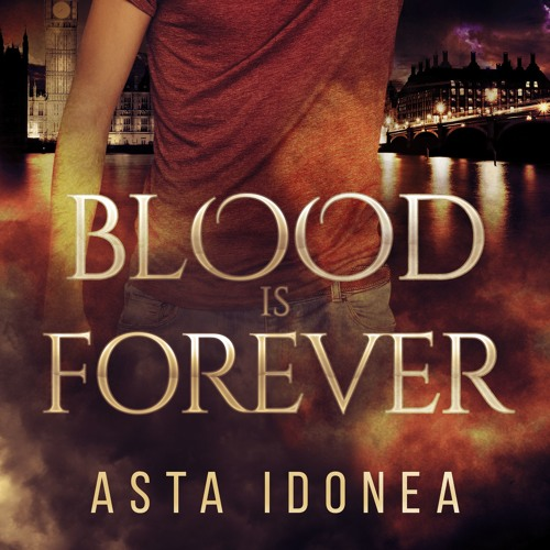 Blood Is Forever by Asta Idonea - AudioExcerpt