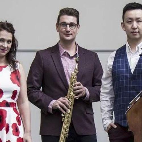 Titan Tango - Piano, Cello and Alto Saxophone