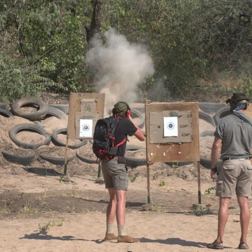 Shots fired - Advanced Rifle Handling Course