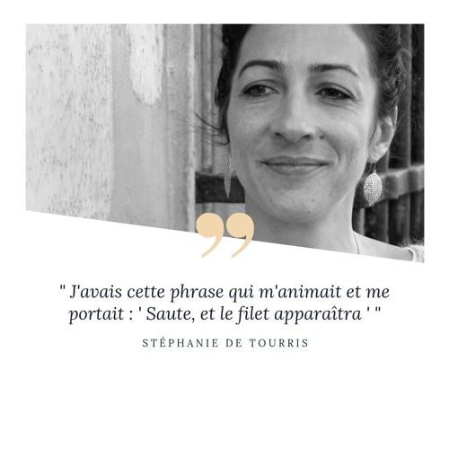 Stéphanie - Accompagner les gens dans le changement.