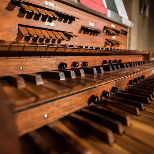 A Child Is Born To Us (Denby - 3 Verses) - Organ
