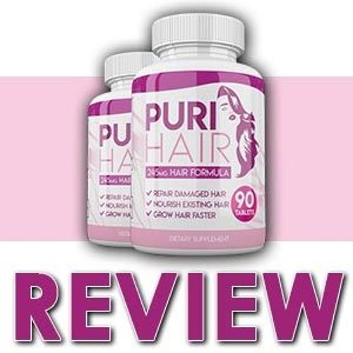 Puri Hair - Promotes Healthy Hair Growth