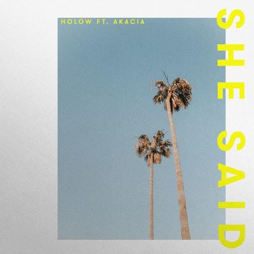 Holow - She Said (Feat. Akacia)