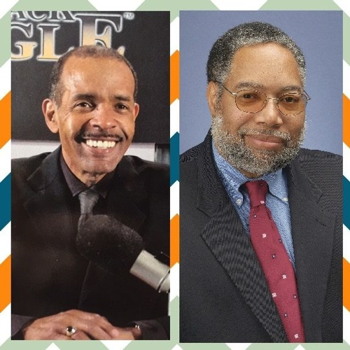 Joe Madison interviews Lonnie G. Bunch III on his selection as Secretary of the Smithsonian