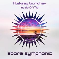 Aleksey Gunichev - Inside Of Me (Original Mix)