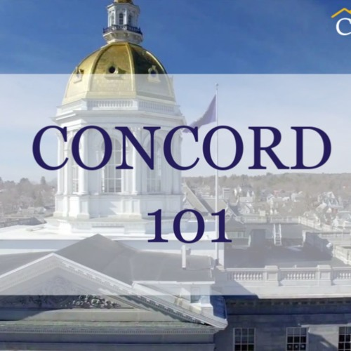 Part 1 Concord 101 - Why NH Citizens should Engage in Government