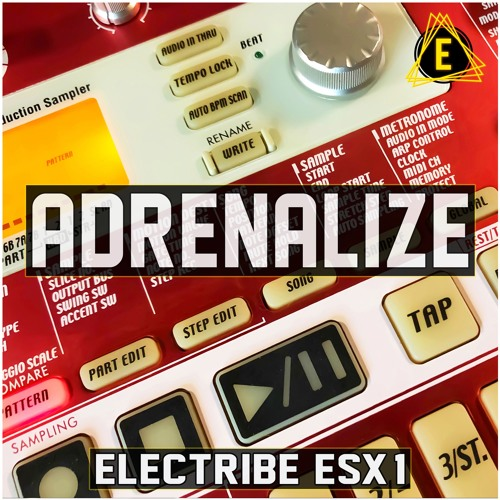 Electronisounds - Electribe ESX- 1 - Adrenalize Sound Bank Examples
