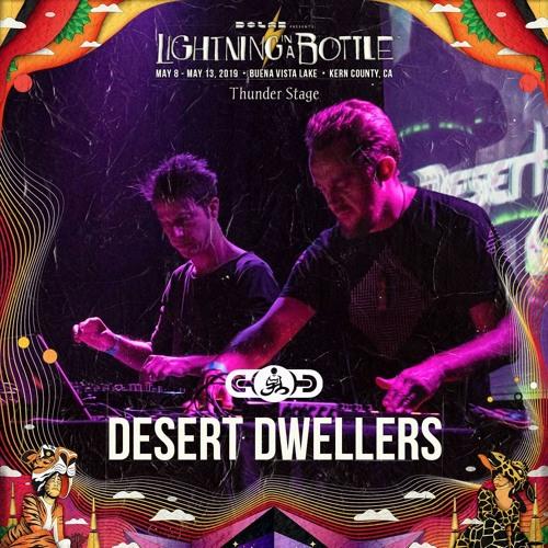 Desert Dwellers Live @ Lightning In A Bottle 2019