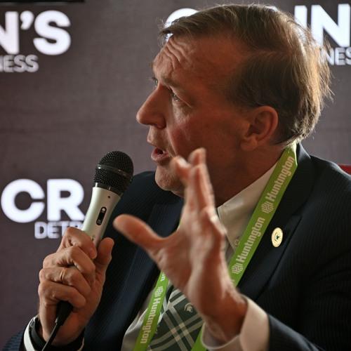 Mackinac conversations: New Michigan State University president