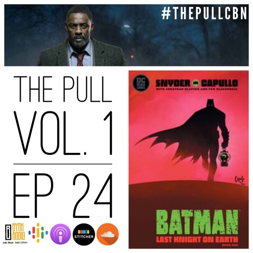 The Pull: Ep 24 | Luther Swamp Knight