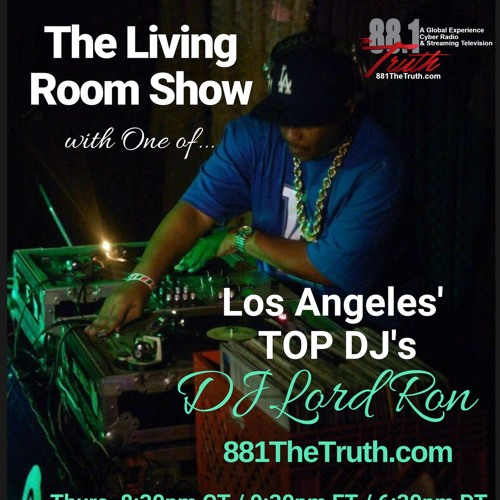 THE LIVING ROOM SHOW (MELVIN EDMONDS TRIBUTE- MAY 22 2019)
