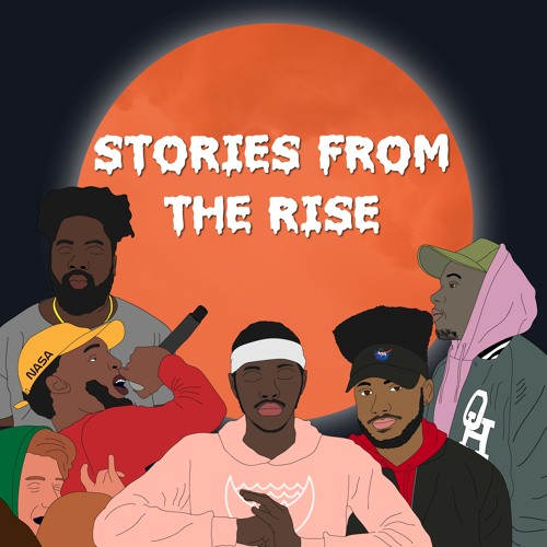 Stories From The Rise - Episode 13 w/ Jimmy The Human by Night Swim