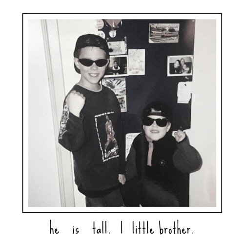 little brother.