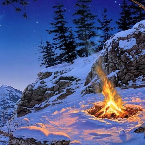 """Campfire"" prod. by Dosch & mileslucre"