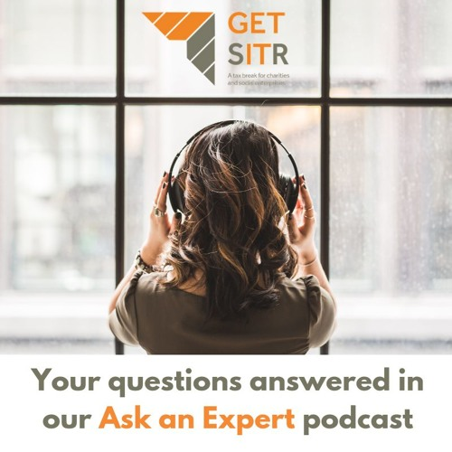 Ask An Expert - Your Questions On SITR