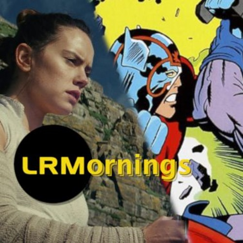 The New Gods Film Has A Writer, Is Han Rey's Daddy, And Kyle Didn't See Batman Begins   LRMornings