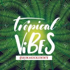 TROPICAL VIBES MIXTAPES (HipHop - R&B - AfroCaribbean - Soca - Spanish - Raboday)