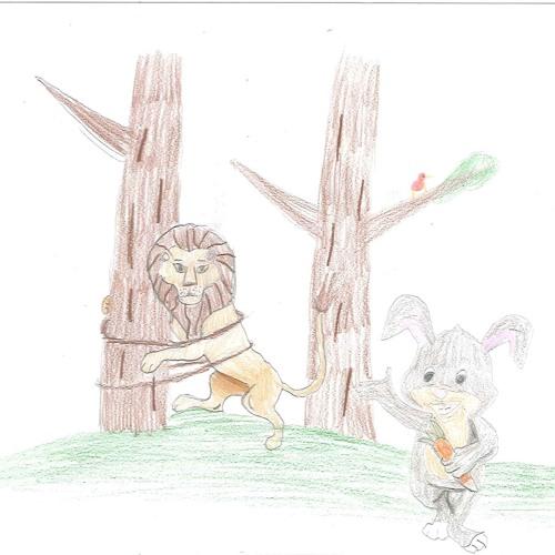 Brer Rabbit And Brer Lion