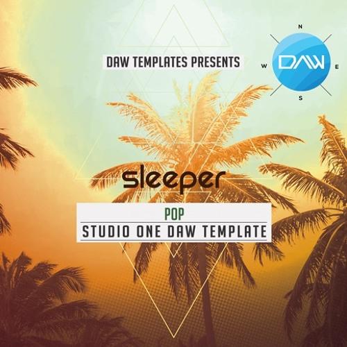 Sleeper Studio One DAW Template