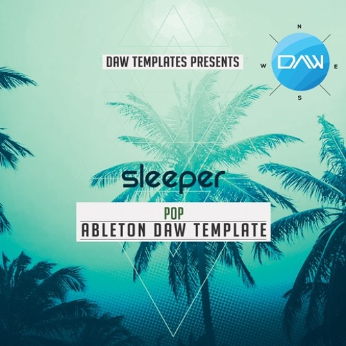 Sleeper Ableton DAW Template