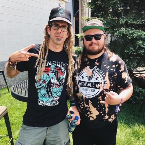 DJ Chewie Interviews Randy Blythe of Lamb of God