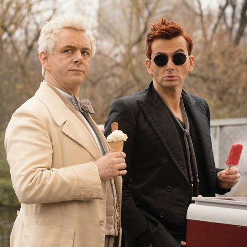 Neil Gaiman on making Good Omens into great TV, promises to Terry P, and fat Aziraphales