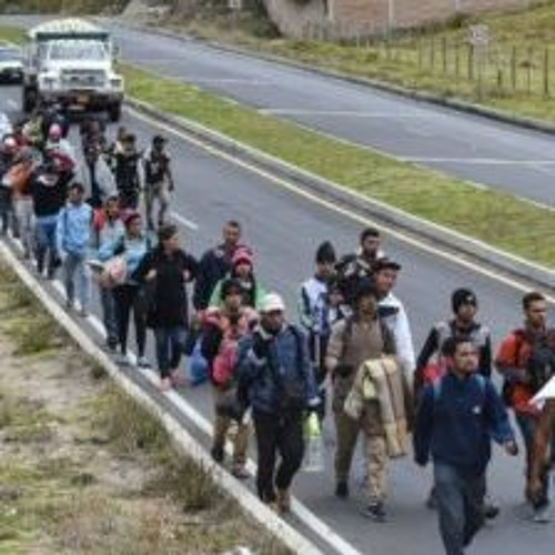 Magdalena Rojo: The biggest migration crisis in modern Latin America