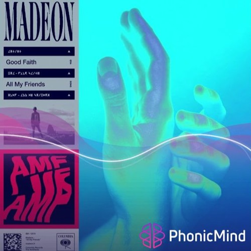 Madeon - All My Friends (Near-Perfect Acapella) [PhonicMind