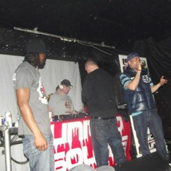 KY & MC SWEETPEA @ UNITED SOUNDS APRIL 2012