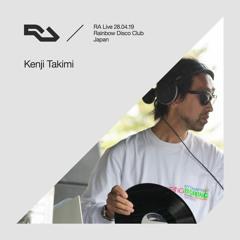 RA Live - 28.04.19 - Kenji Takimi, Rainbow Disco Club, Japan