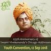 Speech by Swami Shivapradananda Youth Convention on 12 Sep 2018