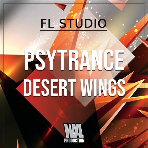 Psytrance Desert Wings | FL Studio Template (+ Samples