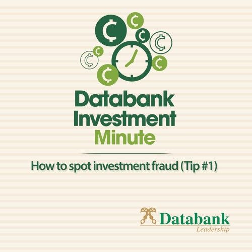 How To Spot Investment Fraud (Tip #1)