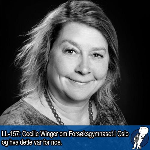 LL-157: Cecilie Winger om Forsøksgym