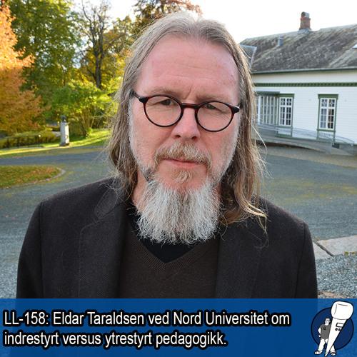 LL-158: Eldar Taraldsen om marionetteskolen