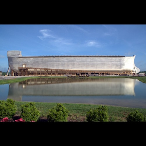 Ep. 272 - Ark Encounter And The Exploding Irony Meter