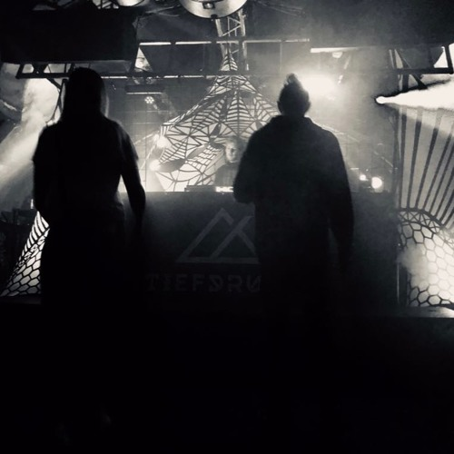 Tanja le Chains @Tiefdruck w/ Egomorph (IT)!  24. Mai 2019