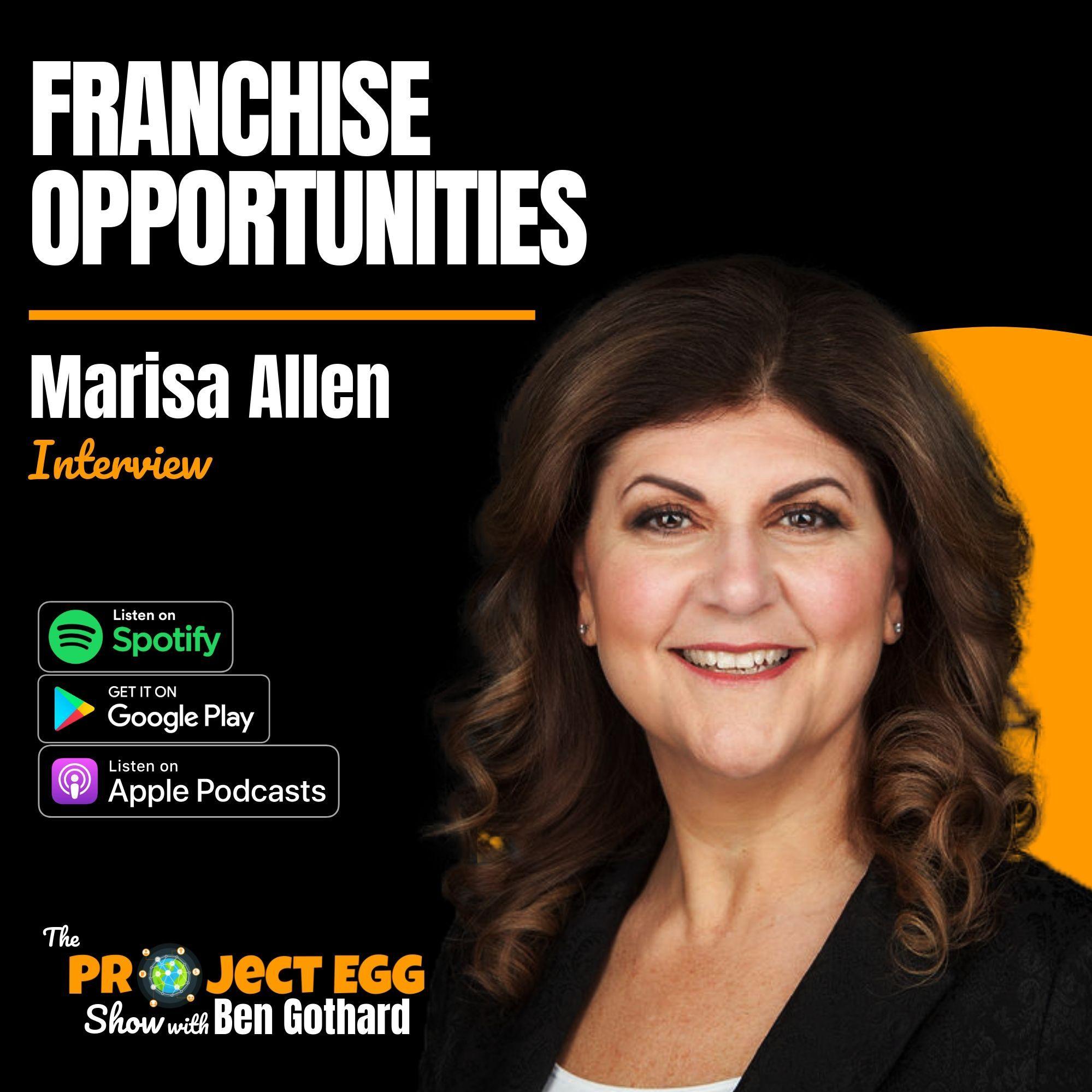 Allen Warwick Porn franchise opportunities: marisa allenthe project egg