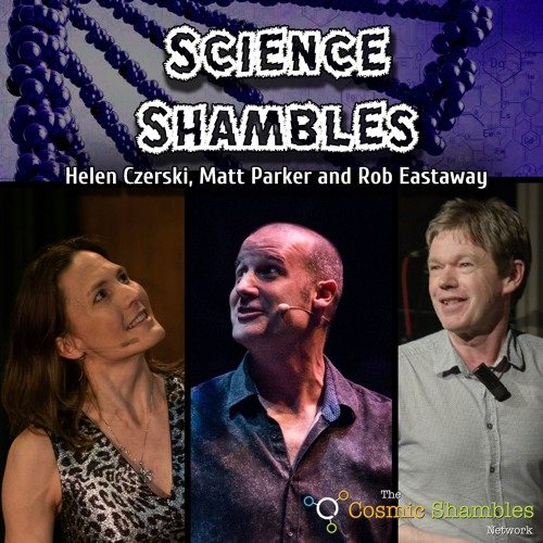 Science Shambles - Maths Puzzles, Cricket and Signals